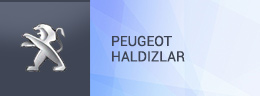 Haldız Peugeot