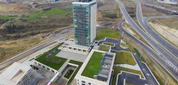 Türkiye'nin En Büyüğünü Haldız İnşaat inşa ediyor.